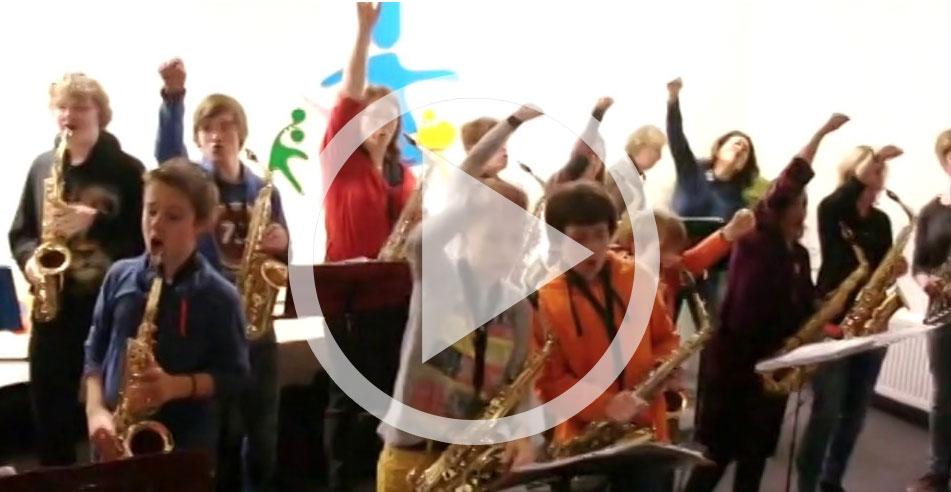 Welkom op de Goudse Saxofoon School