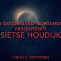 Sietse speelt Footsteps van Pop Evil
