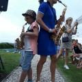 Boek nu dit saxofoon duo voor uw feest!