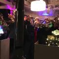 Goudse Saxofoon School op Kersttour!