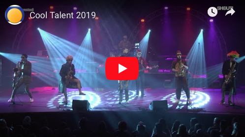 "Compilatie Cool Talent 2019 met ""The Saxbeats"""