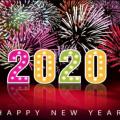 Een fantastisch 2020 gewenst!