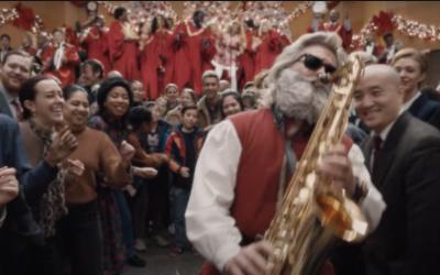 Wat is je ultieme saxofoon uitvoering van een kerstnummer?